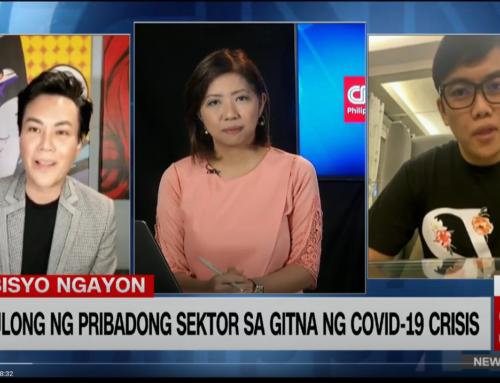 Ang tulong na handog ng FRONTROW
