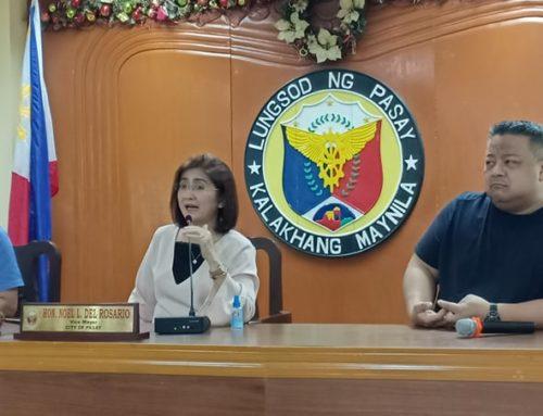 Pasay City is hiring nurses with P3,000 daily salary