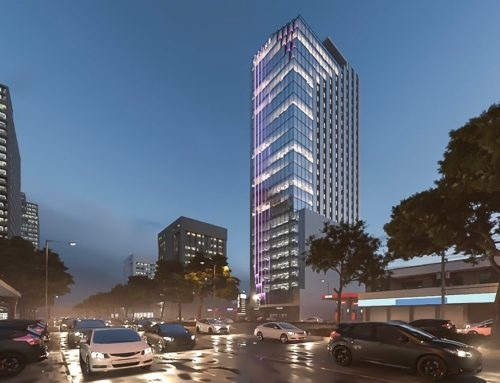 Frontrow Enterprise Tower to soon rise