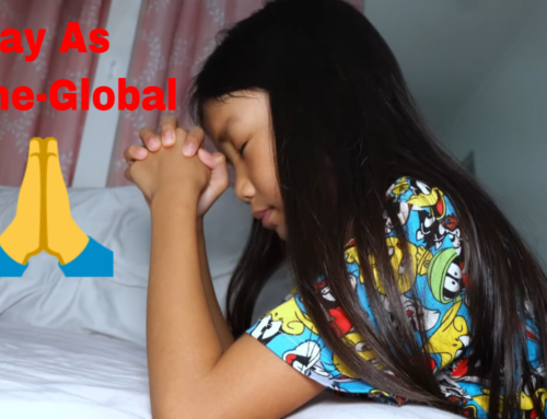 Pray As One-Global 2020: An Interfaith Prayer Event