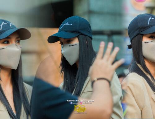 Netizens nagkagulo dahil sa mga Bagong Litrato ni Steffi Rose Aberasturi